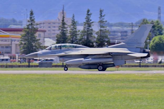 アラスカエルメンドルフ空軍基地へ。。韓国空軍KF-16 20170603