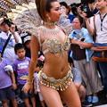 Photos: 撮って出し。。日本人離れしたサンバのお姉さん セクシーに踊る 7月17日