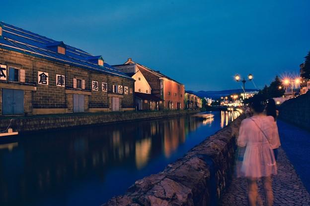 Photos: ノスタルジックな小樽運河。。20170722
