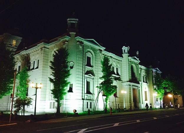 Photos: 小樽の周辺の町には洋風建物旧日本銀行小樽支店。。20170722