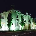 小樽の周辺の町には洋風建物旧日本銀行小樽支店。。20170722