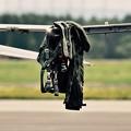 千歳基地航空祭。。アメリカらしいF-16にパイロットスーツかけて(^^) 20170723