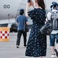 千歳基地航空祭。。追い出しかかるまで撮影女子。。(^^)