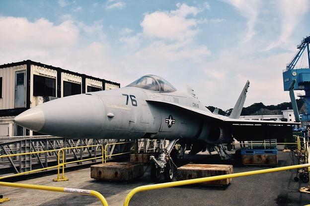 空母ロナルドレーガン専用のレガシーホーネット 20170805