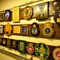 Photos: 掃海母艦うらがの勲章。。20170805