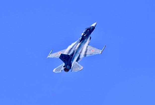 新田原の第23飛行隊に負けない第24飛行隊F-2Bハイレート
