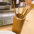 撮って出し。。通天閣の串カツ屋で昼飯 10月1日