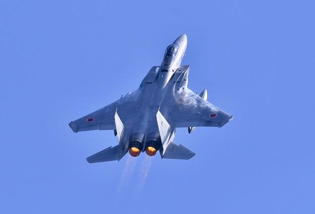 三沢基地航空祭。。一気にハイレートへ千歳の第201飛行隊イーグル