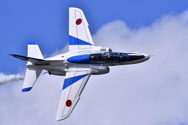 三沢基地航空祭。。6番機 スローロール。。