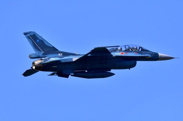写真: 三沢基地航空祭。。高速ローパス