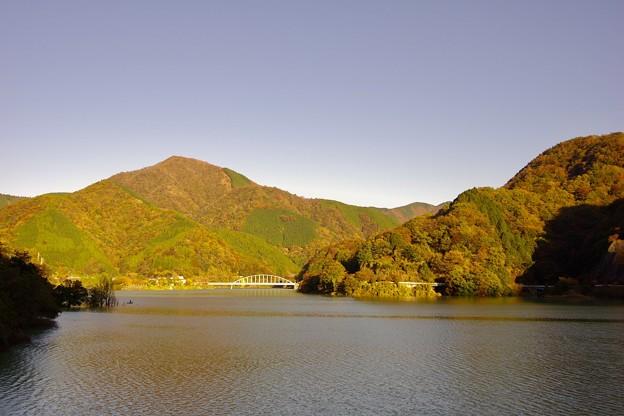 撮って出し。。丹沢湖周辺の紅葉 11月12日