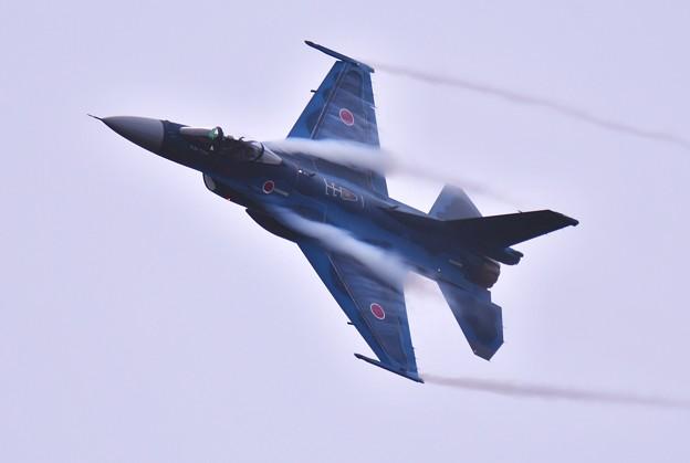 まだまだ回る飛行開発実験団F-2 岐阜のぐるぐるポイント