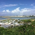 Photos: 一気に晴れた沖縄那覇空港。。瀬長島より 20171122