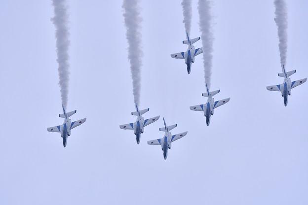 築城基地航空祭。。ブルーインパルスフェニックスループ