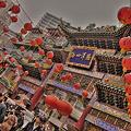 Photos: 春節 横濱媽祖廊?・・HDR