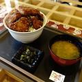 カツオカツ丼(紀勢道【上り】・紀北PA)