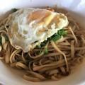朝食のお店と麺とライス (2)