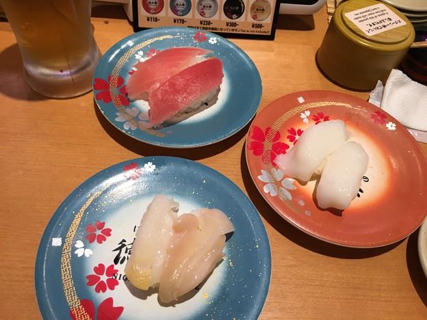 関空 回転ずし 寿司 (1)