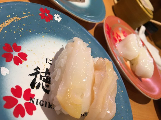 Photos: 関空 回転ずし 寿司 (3)