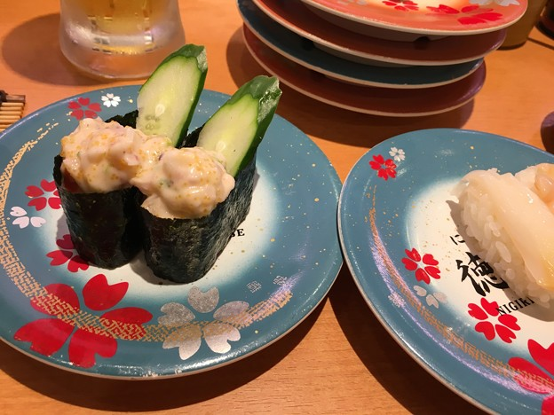 関空 回転ずし 寿司 (6)