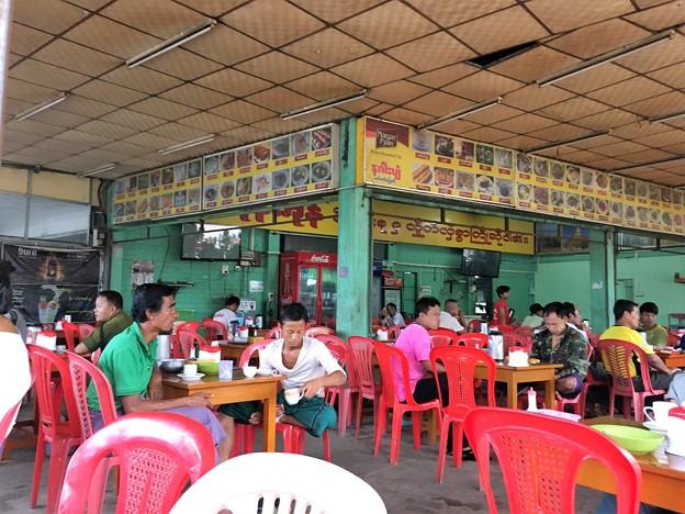 朝食のお店 超ローカル (3)