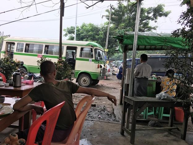 日野のバス