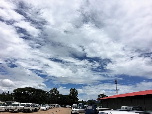 メソートの空と雲 (1)