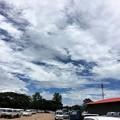 写真: メソートの空と雲 (1)