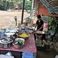 Photos: 朝食のタミンジョウの変化 (5)