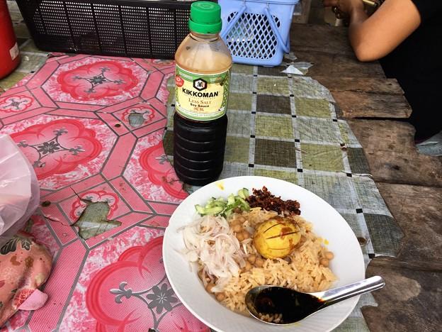朝食のタミンジョウの変化 (1)