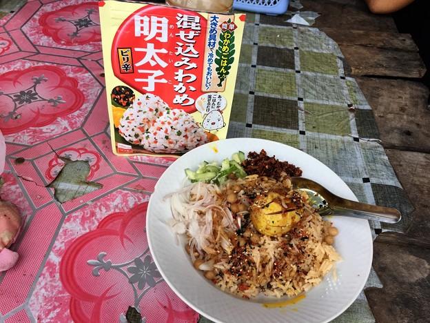朝食のタミンジョウの変化 (3)