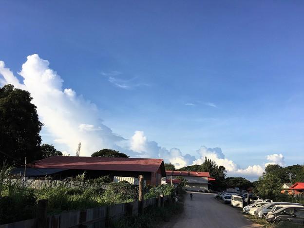 メソートの青空と雲 (6)