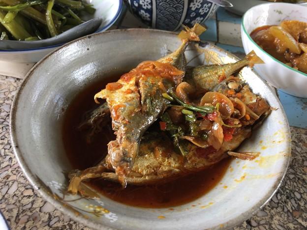 超ローカル食堂とアジの煮つけ (3)