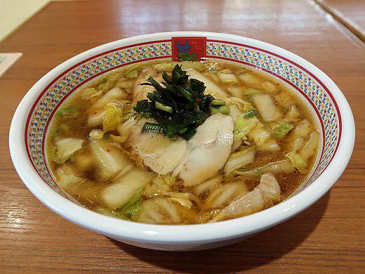 どうとんぼり 神座 あべのキューズモール店・おいしいラーメン