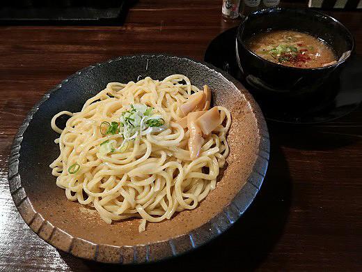 新風 五山 十三・五山つけ麺