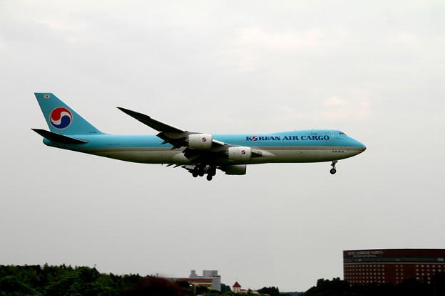 大韓航空 B747-8F