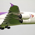 Photos: タイ国際航空 A380