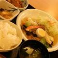 Photos: お昼に病院のレストランで食べた日替わりランチ