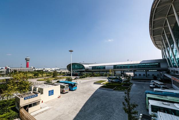 重慶 江北機場