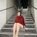 MISAKO階段座り2L
