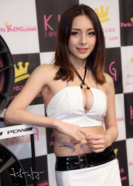 ミサ白衣装Wアップ2L
