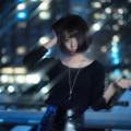 Photos: 闇夜の視線