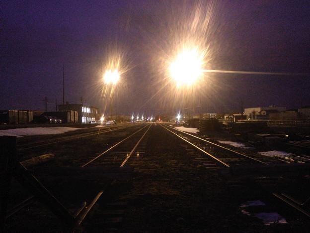 日本貨物鉄道&秋田臨海鉄道 秋田港駅