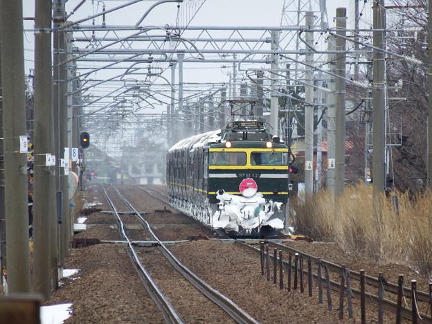 EF81-43牽引 トワイライトエクスプレス 2