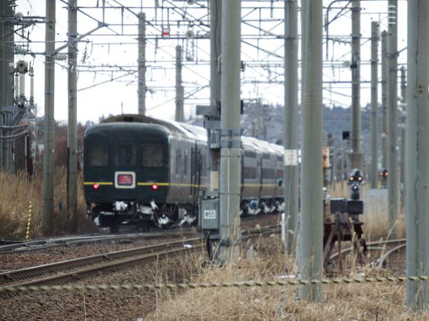 EF81-43牽引 トワイライトエクスプレス 6
