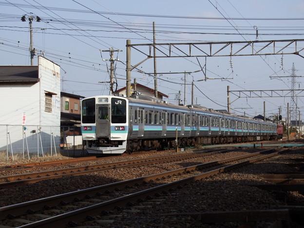 211系N4編成+EF81‐140推進入換 vol.1