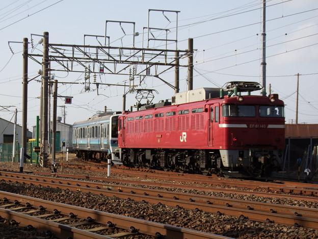 EF81-140推進入換 vol.1