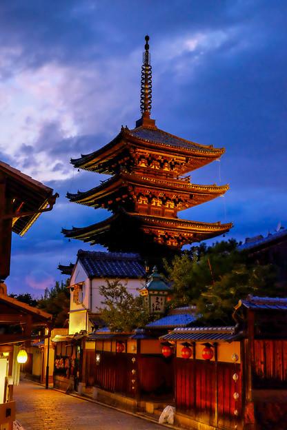 八坂の塔 (法観寺)