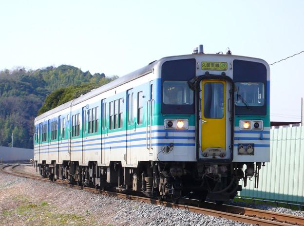 キハ38形(久留里線)(2010年2月撮影)