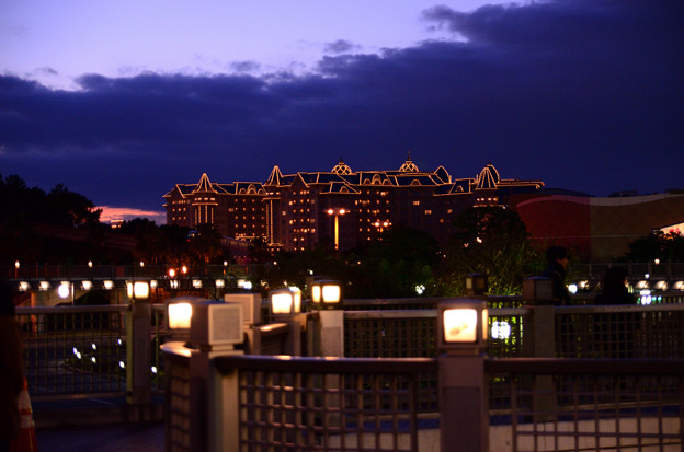 Photos: 夜の城